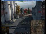Бой на советском тяжёлом танке ИС-6 карта